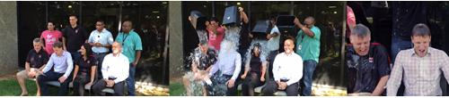 Panorama ice bucket challenge