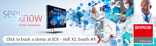 ECR 2017 - Landing page banner - book a demo