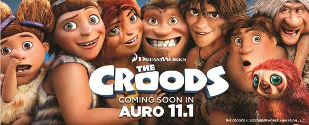 the croods by dreamworks animation premièred in auro 11 1 by barco