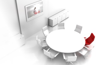clickShare meeting room