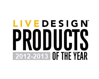 Live Design product of the year