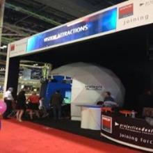 IAAPA - Barco/PD Booth Award