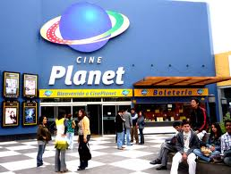 Cineplanet theatre