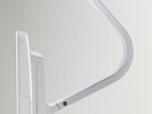 Barco's ST-185B bedside terminal for interactive patient care