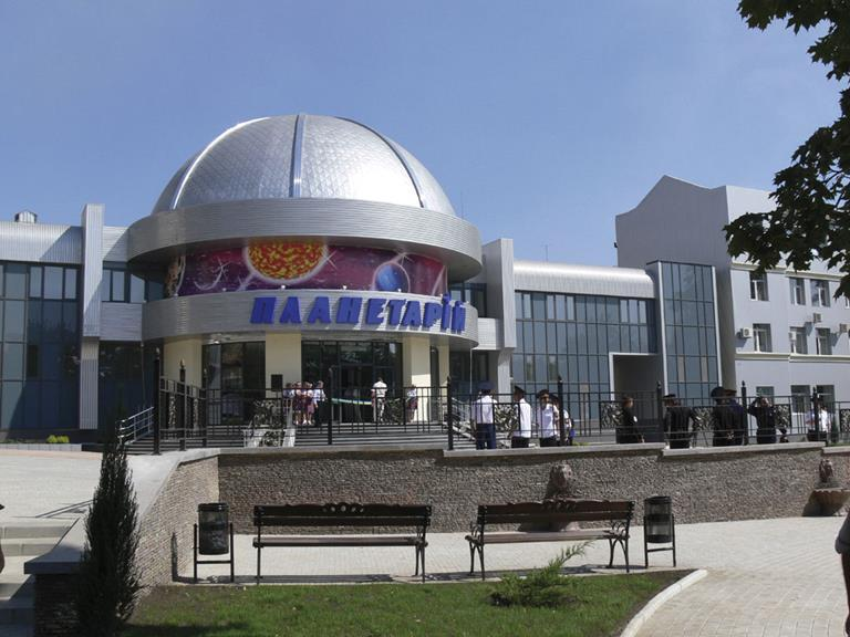 Donetsk planetarium star-struck by seamless visualization