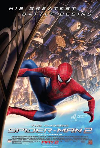 The Amazing Spider-Man 2 mixed in Auro 11.1 immersive sound
