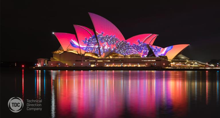 TDC Helps Amaze and Thrill Vivid Sydney Visitors in 2019
