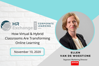 HR Exchange Live – Corporate Learning EMEA