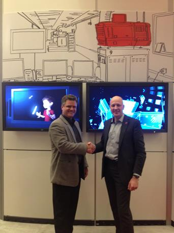Barco and Doremi introduce world's first DCI-certified projector and