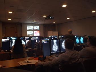 Breast imaging workshop