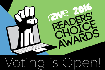 rAVe award logo