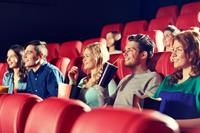 Cinema crowd