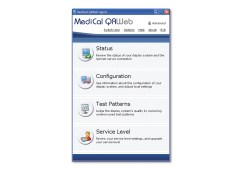 Medical calibration and QA software