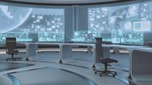 Control room of the future