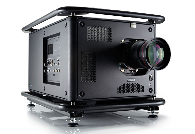 HDX with frame
