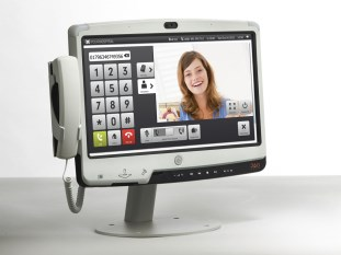 "18.5"" Smart Terminal for the patient bedside"
