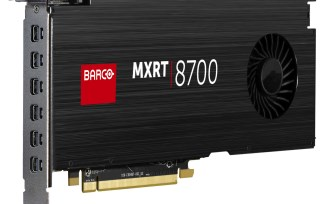 Barco MXRT-8700 display controller