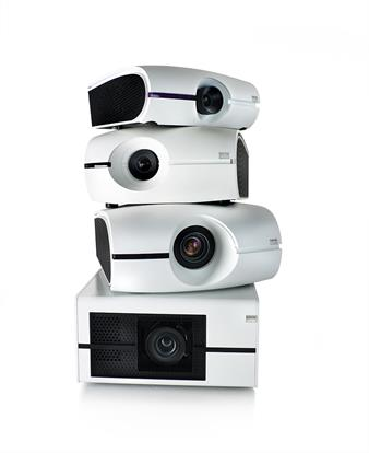 Present projector stack