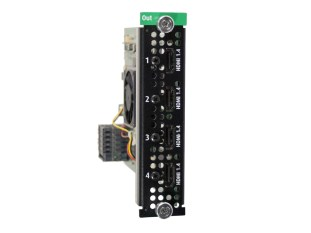 Barco HDMI 1.4 Quad output card