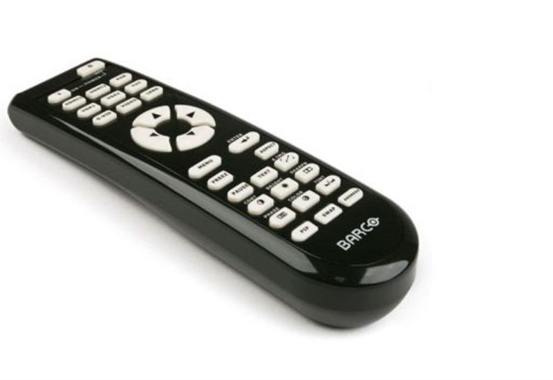 IR remote control for CLM