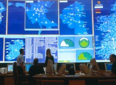 Control room management software