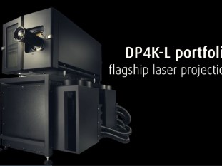 Meet the DP4K-L series of flagship laser projectors for cinema